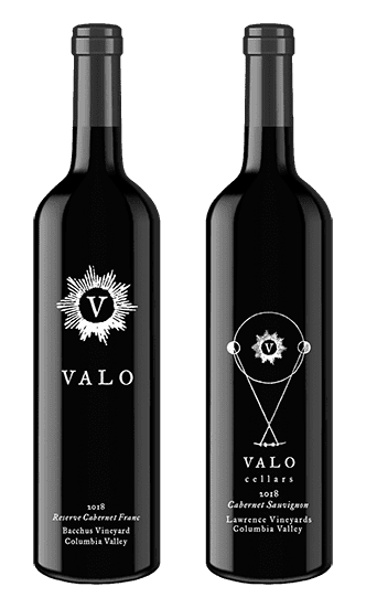 New Washington Winery Valo, Reserve bottles