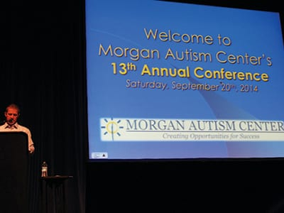 More than 200 attend Morgan Autism Center's 13th Annual Conference