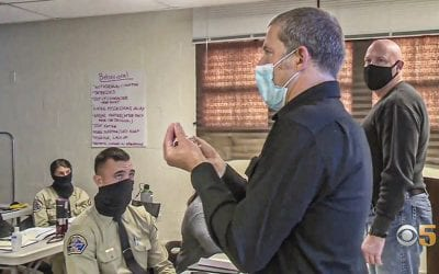 Morgan Autism Center Trains Local Law Enforcement-A KPIX Feature
