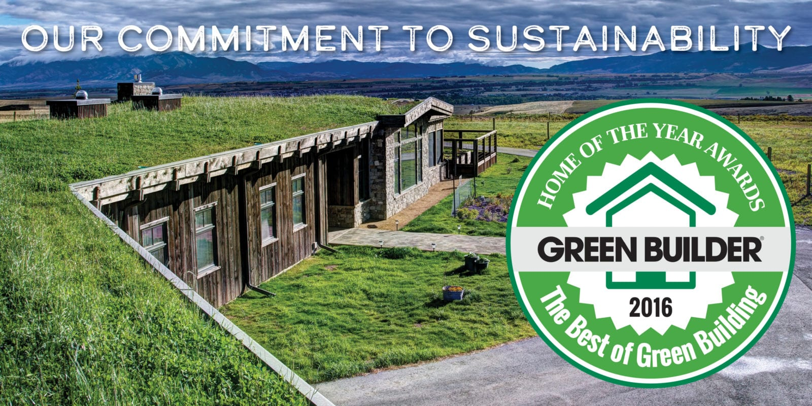 Our Commitment to Sustainable Building